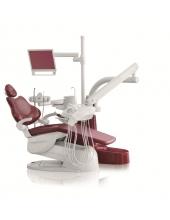 Primus 1058 E2 - стоматологическая установка с верхней подачей инструментов