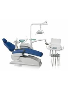 Mercury 4800 I - стоматологическая установка (поворотный гидроблок, нижняя подача инструментов)