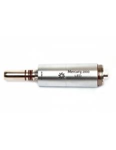 Mercury 2000 LED - встраиваемый электический мотор, бесколлекторный в комплекте с блоком и шлангом