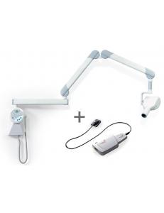 Комплект Визиограф EzSensor Vatech 5 плюс рентген Endos ACP настенный
