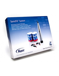 SonicFill Intro Kit - новая быстрая и простая композитная система для реставрации жевательных зубов