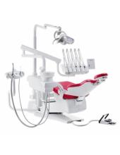 Estetica E30 S (светильник MAIA LED) - стоматологическая установка с верхней подачей инструментов