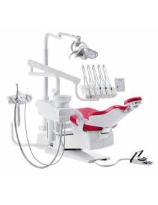 Estetica E30 S (светильник EDI) - стоматологическая установка с верхней подачей инструментов