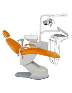 Darta SDS 3000 M - комплект оборудования рабочего места врача-стоматолога (комплектация 3000 M, с нижней подачей инструментов), с осветителем 1140 (LED)