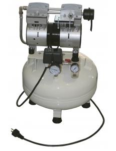 Rondine - безмасляный воздушный компрессор с кожухом (120 л/мин) на 1 установку