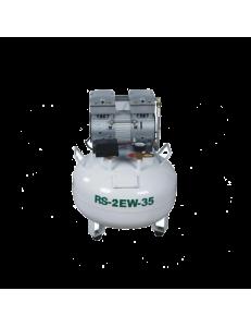 RS2 EW35 - компрессор стоматологический на две стоматологических установки (100 л/мин)
