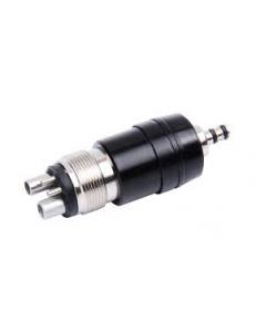 Быстросъемное соединение Unifix 4H L QD-J стандарта M4 (для 4-канального разъема MidWest)