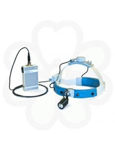 ШС-А - налобная система со светодиодным осветителем с питанием от аккумулятора