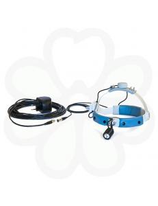 ШС-С - налобная система со светодиодным осветителем с питанием от сети,