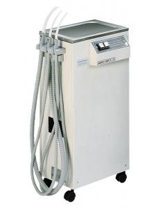 Aspi-Jet 7 - мобильный аспиратор с автоматическим сбросом в канализацию