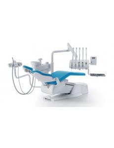 Estetica E30 S (светильник 540 LED) - стоматологическая установка с верхней подачей инструментов