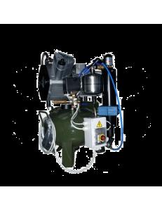 Cattani 24-160 - безмасляный компрессор, c осушителем, без кожуха, 160 л/мин, ресивер 24 л