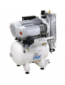 30/15 PRIME SCE - безмасляный компрессор с осушителем, 30 л, 150 л/мин