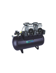 RS4 EW65 - безмасляный компрессор на 4 стоматологические установки (200 л/мин, 65 л)