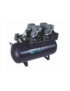 RS3 EW55 - безмасляный компрессор на три стоматологических установки (200 л/мин)