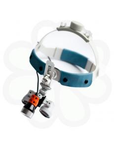 FORTE 2.5х/3x/3.5x - бинокулярные лупы на шлеме