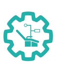 Care3 Plus BA - переходник для ухода за высокоскоростными наконечниками Bien-Air (разъем Unifix) в системе Care3 Plus